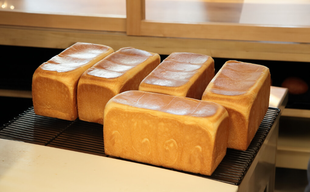 高級食パンの画像